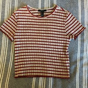 Forever 21 | Striped Top | Medium